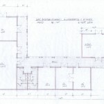 Classrooms and Kitchen Plan